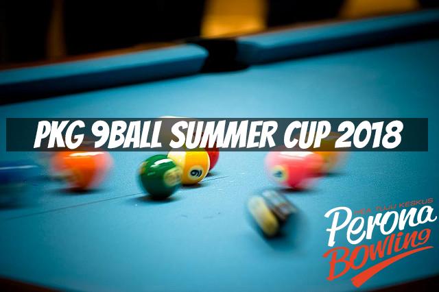 pkg 9ball summer cup2018
